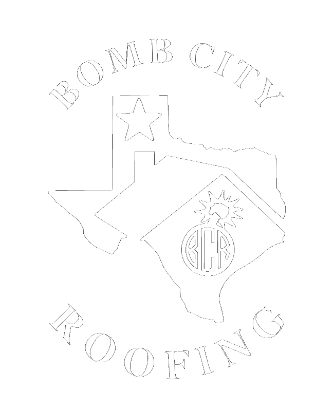 Bomb City Roofing Logo